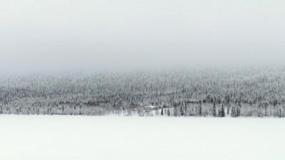 핀란드의 겨울 4